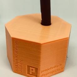 Download free 3D printing designs Mini RFLink enclosure, projetsdiy