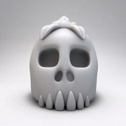 Free 3d print files Calaverita Chocolate, Joss