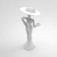 Impresiones 3D Catrina Calavera, Joss