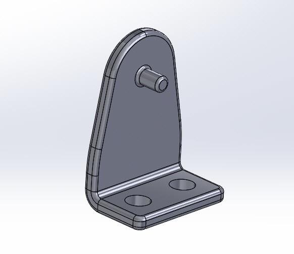 2017-09-30_1-57-57.jpg Download STL file Miniblind bracket • 3D printing model, RSI