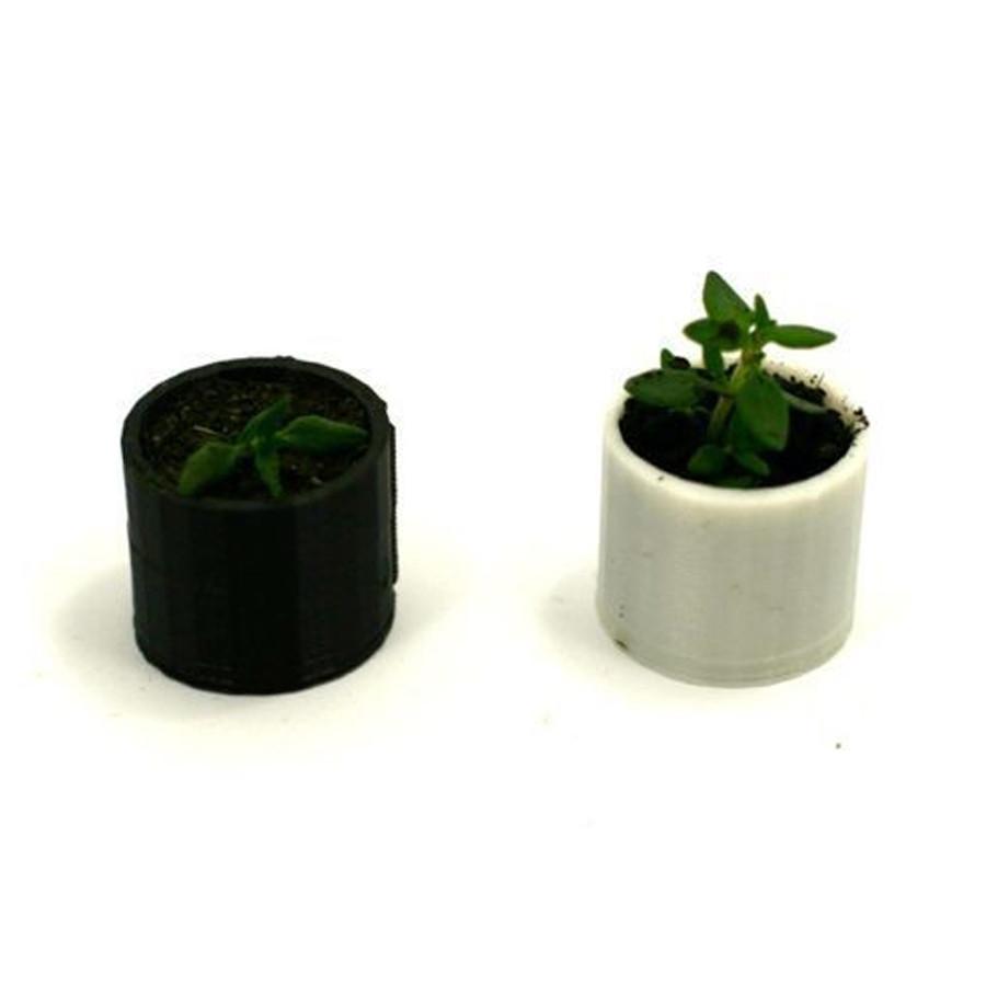 6.jpg Download STL file Micro Planter Chess Set • 3D print template, XYZWorkshop