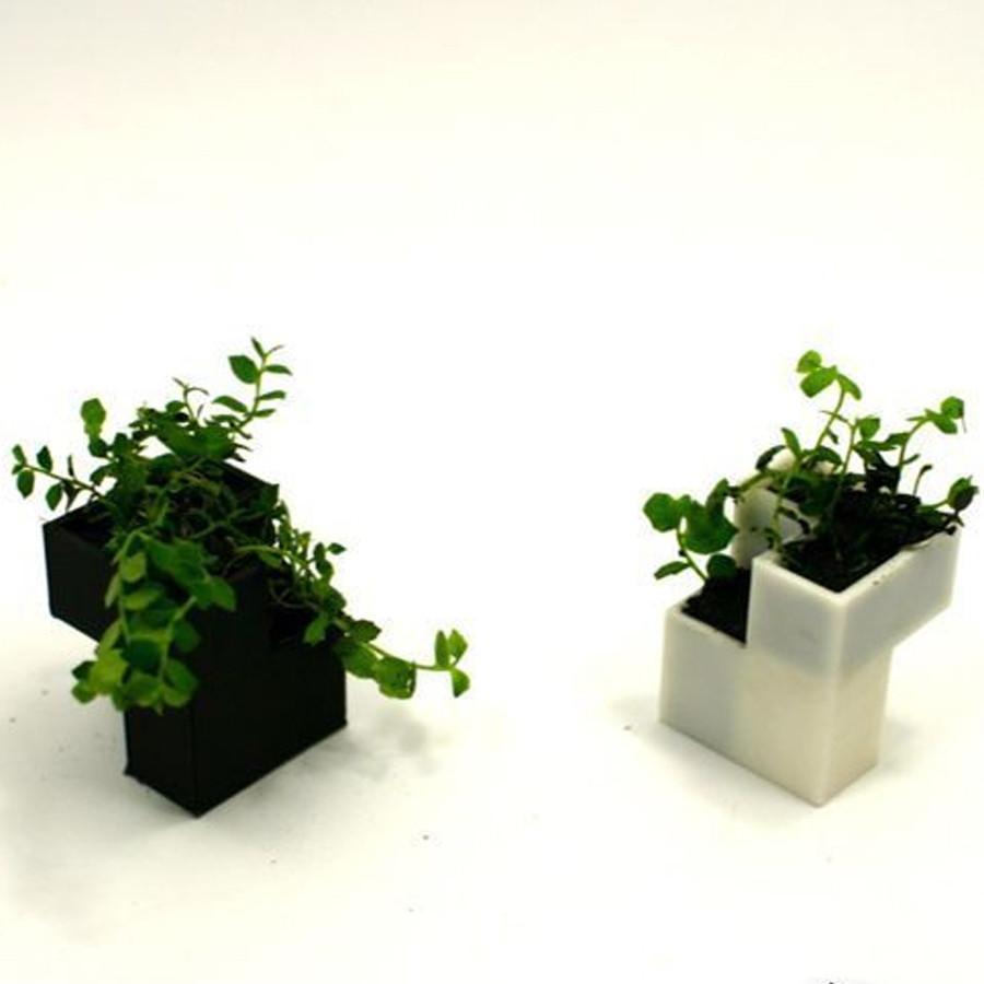 8.jpg Download STL file Micro Planter Chess Set • 3D print template, XYZWorkshop