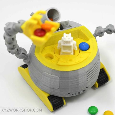 3.jpg Download STL file The Ulti-BotBot • 3D printer design, XYZWorkshop