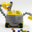 Free 3d print files The Ulti-BotBot, XYZWorkshop