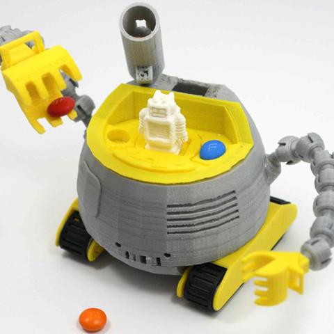 6.jpg Download STL file The Ulti-BotBot • 3D printer design, XYZWorkshop