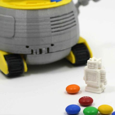 8.jpg Download STL file The Ulti-BotBot • 3D printer design, XYZWorkshop