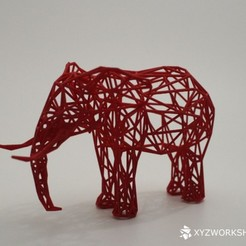 625x465_1421621_1922311_1388874207.jpg Download STL file Digital Safari - Elephant • 3D printable object, XYZWorkshop