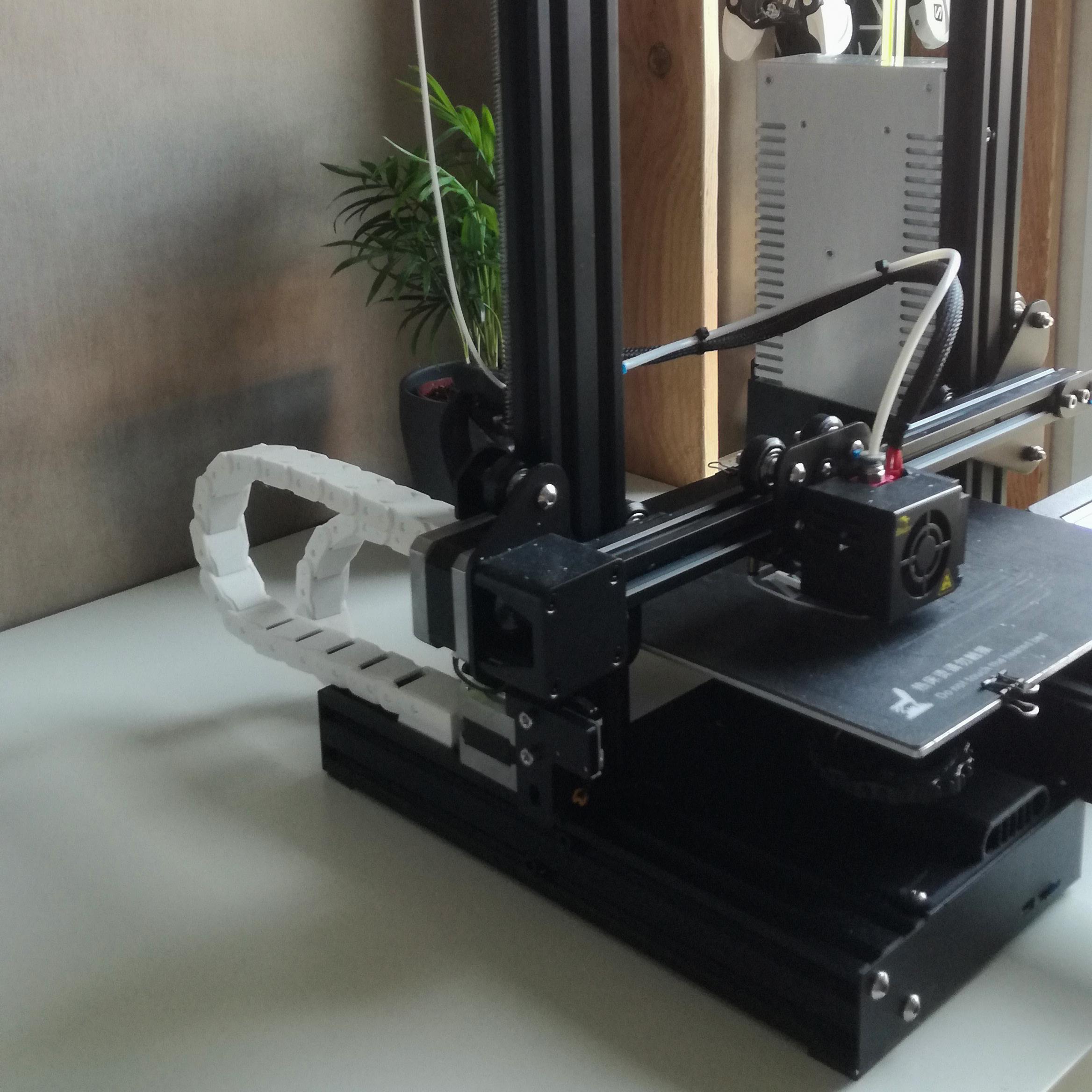 IMG_20191026_171345.jpg Télécharger fichier STL gratuit Creality Ender 3 Upgrade Cable Guide • Plan à imprimer en 3D, Niels