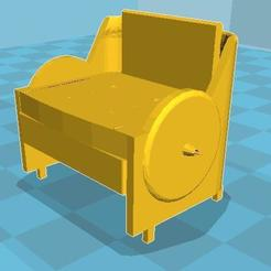 Download free OBJ file Gaule • Template to 3D print, malre