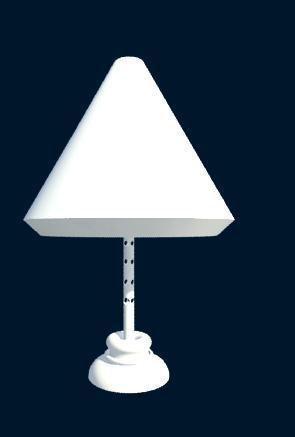 lamp.jpg Download free STL file Block Lamp • 3D printing object, malre