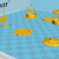 img.jpg Télécharger fichier STL PenOlder (RotateMode) • Objet imprimable en 3D, malre