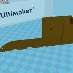 Télécharger fichier STL gratuit Pen Arc • Plan pour imprimante 3D, malre