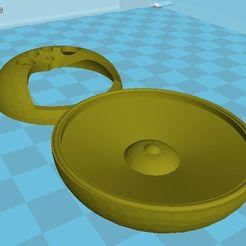 Télécharger plan imprimante 3D gatuit Bowl VOne, malre