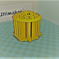 Download free 3D printing templates stylpen holdero, malre