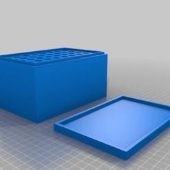 25ace620dc5ed86681f826761d4a4dc6.png Télécharger fichier STL gratuit Boîte de munitions 7,62 x 54r • Plan pour impression 3D, maxdamage