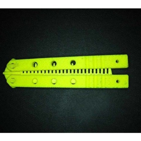 f3ccdd27d2000e3f9255a7e3e2c48800_preview_featured.jpg Download free STL file Comb knife fun gadget butterfly • 3D print model, lord