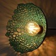 Download free 3D printer templates Voronoi Lampshade, GregEl