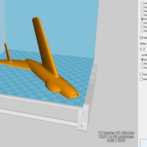 MIG15_Print.jpg Download STL file Mikoyan-Gourevitch MiG-15 • 3D printer model, 3Dmodeling