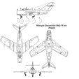 3D print model Mikoyan-Gourevitch MiG-15, 3Dmodeling