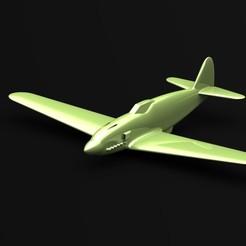 plan 3d Kawasaki Ki-61 Hien, 3Dmodeling