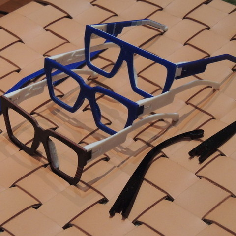 Free stl POP Glasses, SimonePDA