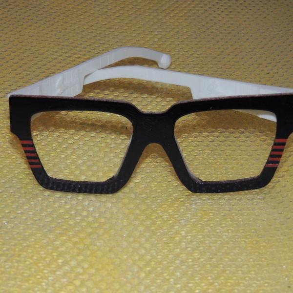 DSCN9651.jpg Download free STL file POP Glasses • 3D printable template, SimonePDA