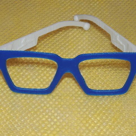 DSCN9652.jpg Download free STL file POP Glasses • 3D printable template, SimonePDA