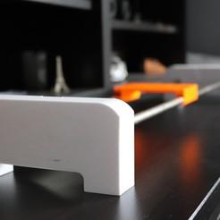 3D print files Trailer bar for camera., BobyL_Enchanteur