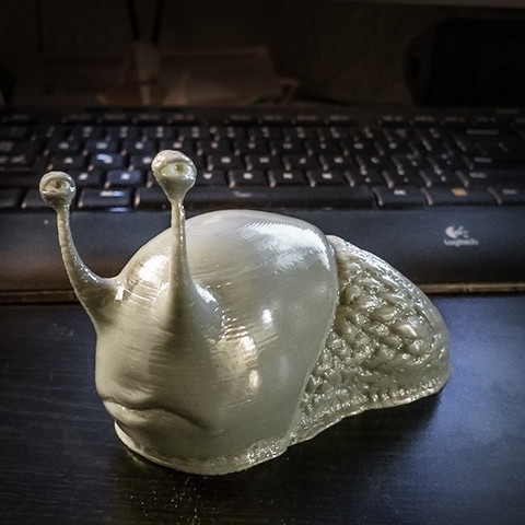 Free 3D printer files Where's ma house? said Sam the Slug, mooses
