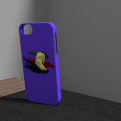 got 1.png Download OBJ file Game of throne case - iphone 5 - Daenerys • 3D printable design, Ukiyograph