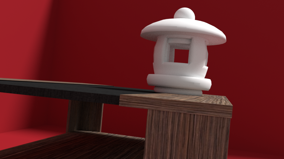 lanterne ext3.png Download STL file Outdoor Japanese lantern • 3D print object, 3Dgraph