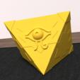 3D printer files Millennium Puzzle, Ukiyograph