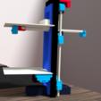 Modelos 3D para imprimir Impresora 3D en miniatura, Ukiyograph