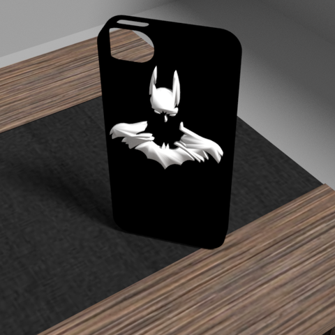 Download OBJ file Batman iphone 5 hull • Model to 3D print, Ukiyograph