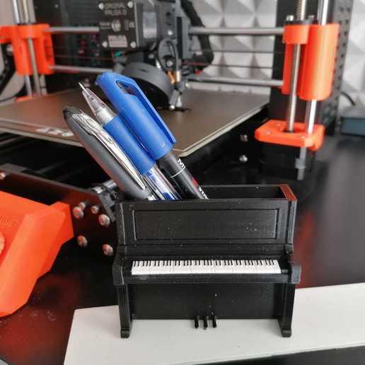Télécharger fichier STL gratuit Porte-outils pour piano • Design pour impression 3D, SimDev