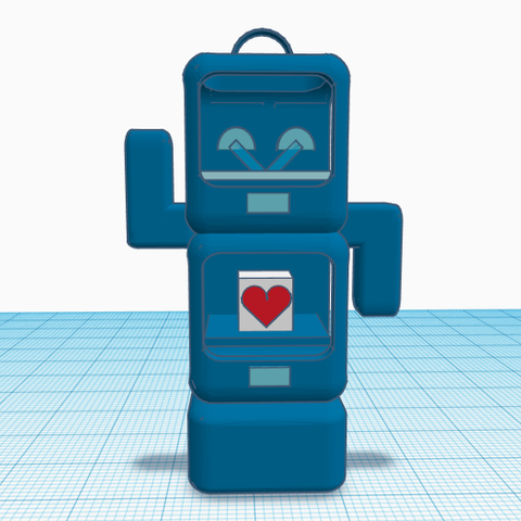 Stratomaker 3.PNG Download free STL file Mascot Stratomaker • 3D printing template, MattMajestic7