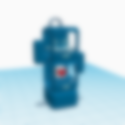 Mascotte Stratomaker.stl Download free STL file Mascot Stratomaker • 3D printing template, MattMajestic7