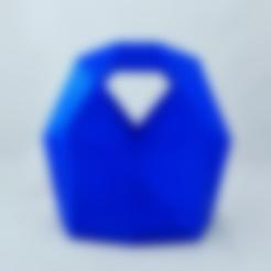 Download free STL file The Futuristic FilaFlex Bag • Model to 3D print, Ignacio
