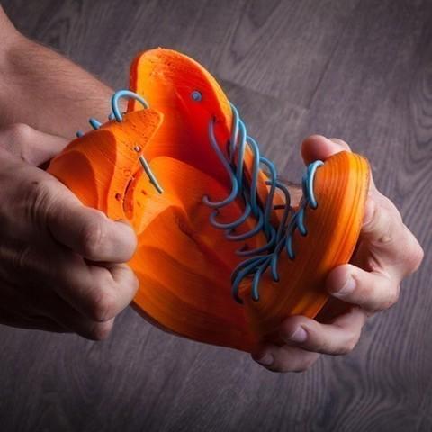 dghsf.jpg Download free STL file Sneaker with FILAFLEX Elastic filament • Design to 3D print, Ignacio