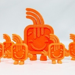 Download free 3D printing templates RECRUS TOY, Ignacio