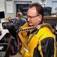Free STL file GorillaPod Shoulder Rig, Fargo3DPrinting