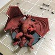 Download 3D printing templates Pit Fiends, Zandoria