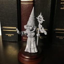 Photo Aug 03, 7 06 10 PM.jpg Download STL file Gnomess Cleric • 3D printable object, Zandoria