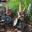 Télécharger STL Gnomes gardiens, Zandoria