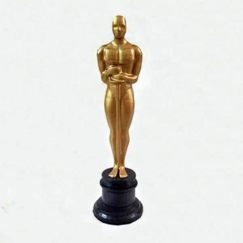 Download free STL Oscar Statuette, pooyanofsky