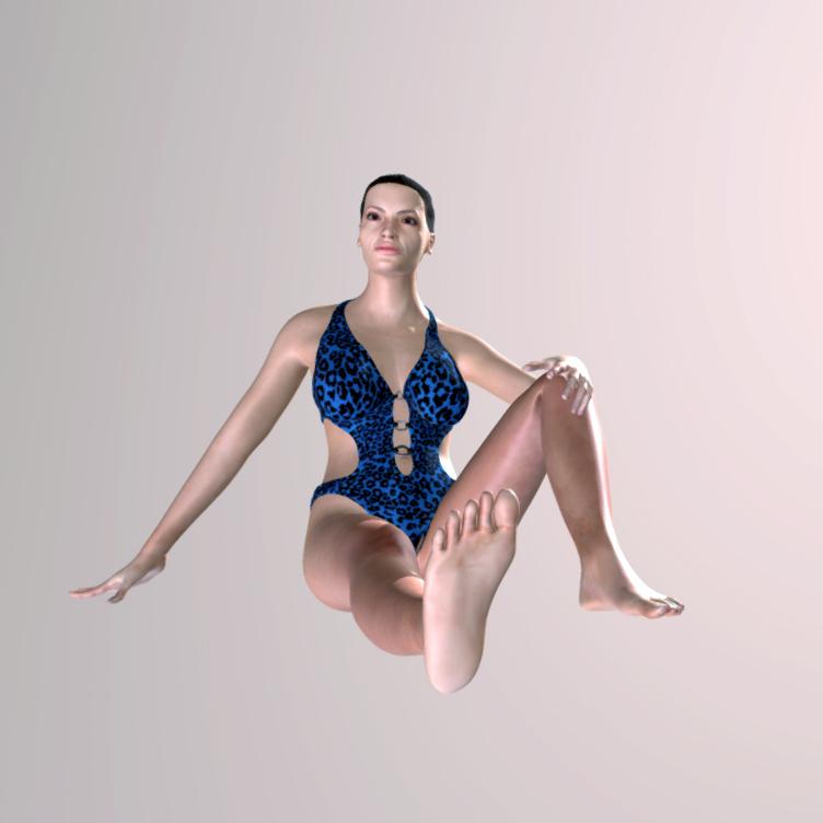 3.jpg Télécharger fichier STL gratuit Foot Fetish • Plan à imprimer en 3D, pooyanofsky