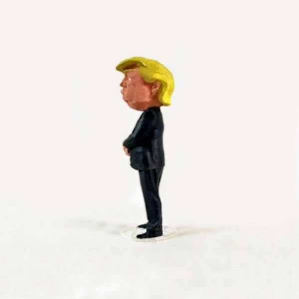 111.jpg Télécharger fichier STL gratuit Donald Trump • Plan imprimable en 3D, pooyanofsky