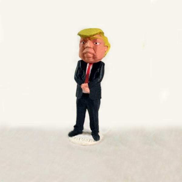 22.jpg Télécharger fichier STL gratuit Donald Trump • Plan imprimable en 3D, pooyanofsky