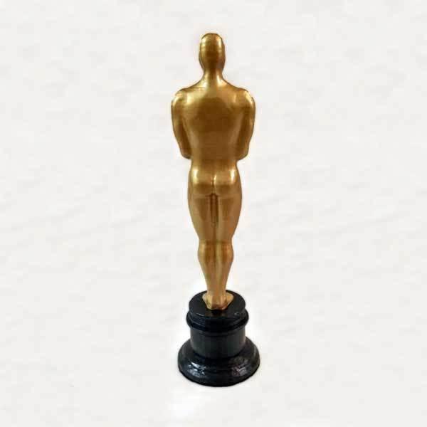 1112.jpg Download free STL file Oscar Statuette • Object to 3D print, pooyanofsky