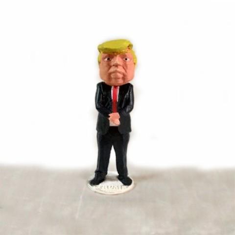 1.jpg Télécharger fichier STL gratuit Donald Trump • Plan imprimable en 3D, pooyanofsky